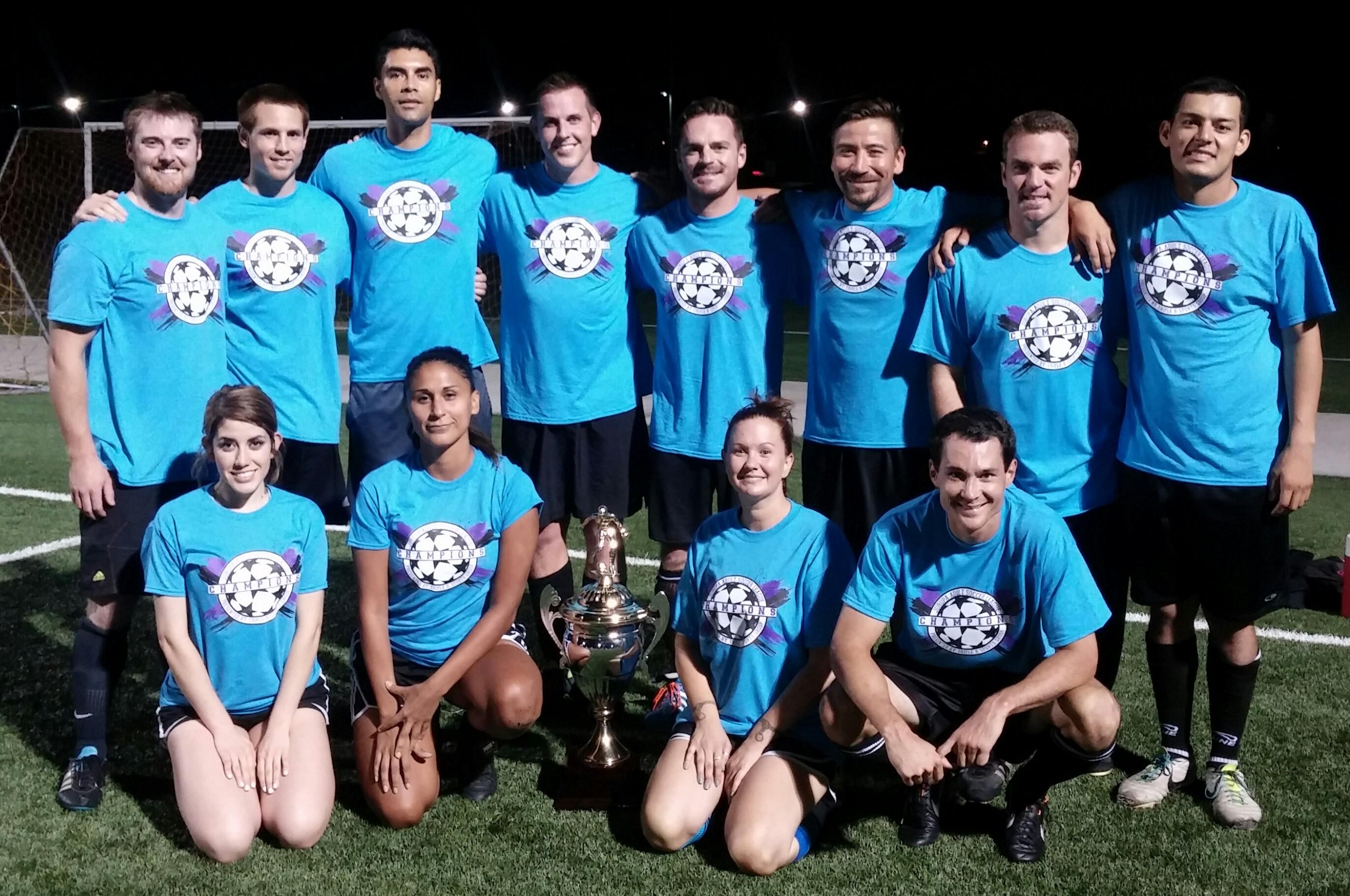 Adult Soccer Club 37